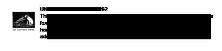 HMV Trade Mark